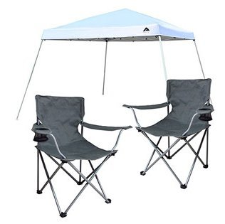 Tremendous 5G2Cheap Review Deals 12 X 12 Outdoor Canopy With 2 Theyellowbook Wood Chair Design Ideas Theyellowbookinfo