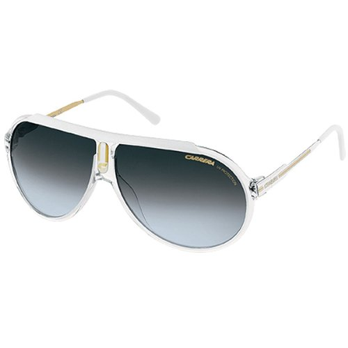 Carrera Endurance/T/S Adult Fashion Sunglasses – Color: Crystal White Gold/Gray Gradient