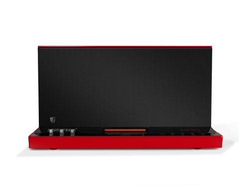 Soundfreaq Sfq-01R Sound Platform Bluetooth Audio System (Red)