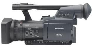 Panasonic Pro AG-HPX170 3CCD P2 High-Definition Camcorder w/13x Optical Zoom (P2 Card Not Included)
