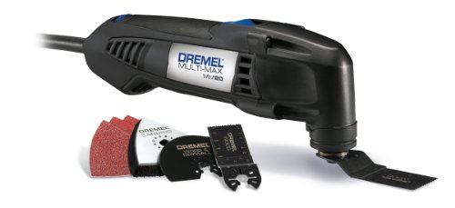 Lowest Price! Dremel MM20-07 2.3-Amp Multi-Max Oscillating Tool Kit with 6 Universal Quickfit Accessories