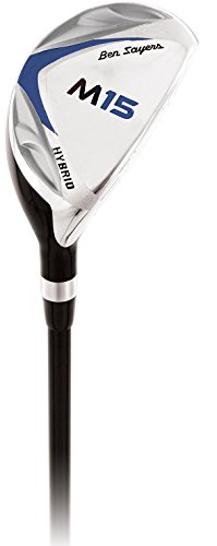 Ben-Sayers-M15-Complete-Golf-Club-Set-Stand-Bag-Mens-New-Graphite-Shafted-Woods-and-Steel-Shafted-Irons-Head-Covers-FREE-Ben-Sayers-Golf-Umbrella-Society-Pack-Worth-2400
