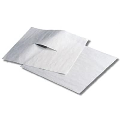 """Headrest Paper Tissue Sheets - Slotted - 12""""x12"""" 1000 Per Box by Avalon Papers LLC"""