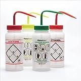 Safety-Venting Wash Bottle ~ Isopropyl (IPA) 500mL