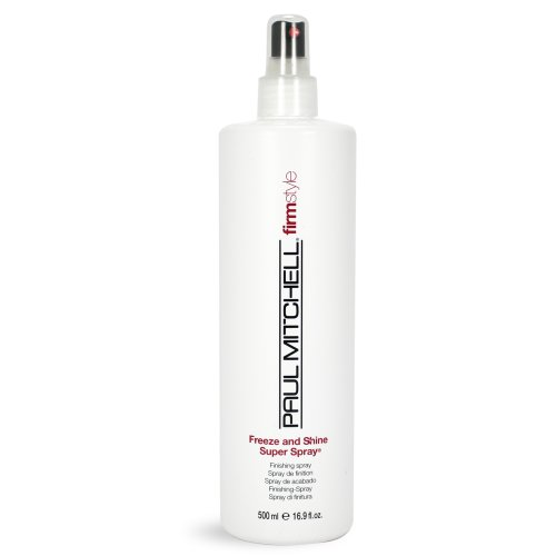 Paul Mitchell Firm Style Freeze and Shine Super Spray, 16.89 Ounce (Mitchell Freeze Shine compare prices)
