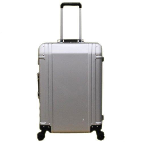 [ゼロハリバートン]ZERO HALLIBURTON スーツケース ZR-Geo 24インチ 4輪キャリーケース シルバー ZRG24-SI/94006-05 [並行輸入品]