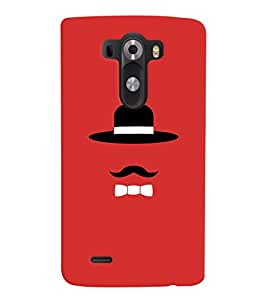 TOUCHNER (TN) Hat With Tie Back Case Cover for LG G3::LG G3 D855