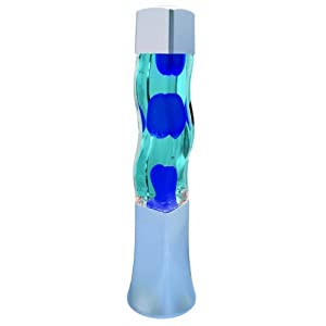Groovy Twist ® Lava Motion Lamp Blue Blue FUNKY MODERN Design