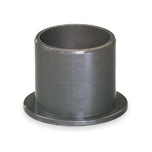 Flanged Bearing, 3/8 IDx1/2 In L, Pk 5
