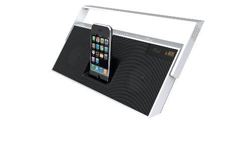 Imagen de Altec Lansing inMotion iMT620 Muelle Classic iPod portátil con batería recargable y sintonizador FM