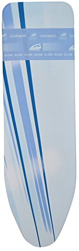 Leifheit 72258Thermo Reflect Glide and Park universel VS Housse pour Table à Repasser, plastique bleu Glide et Park, 140x 45x 1cm