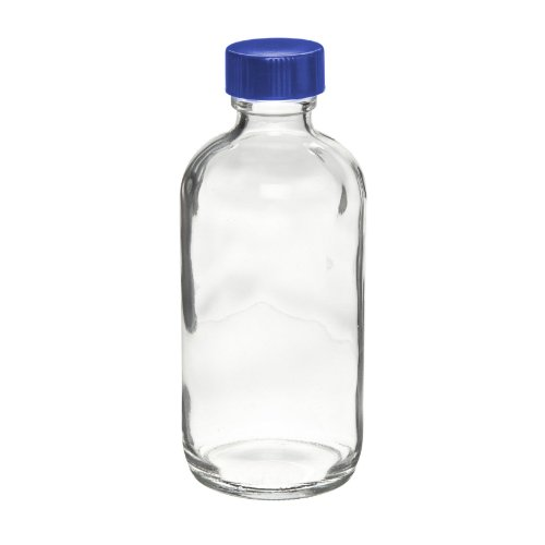 i-chem-brand-229-1000-200-series-type-iii-glass-clear-boston-round-bottle-pre-cleaned-with-ptfe-line
