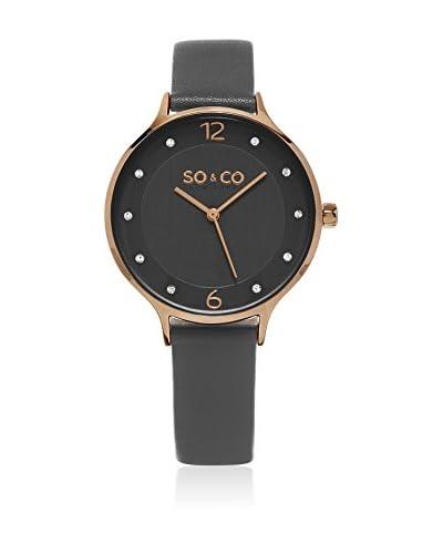 So&Co New York Orologio al Quarzo Woman 36 mm