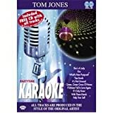 "Tom Jones [Dvd+CD]von ""Partytime Karaoke"""