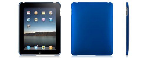 Griffin GB01616 iPad Outfit Ice Hard-Shell Case (Blue)