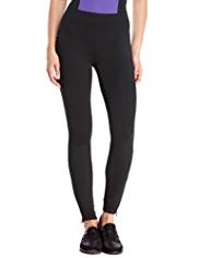 M&S Collection Active Performance Zipped Leggings