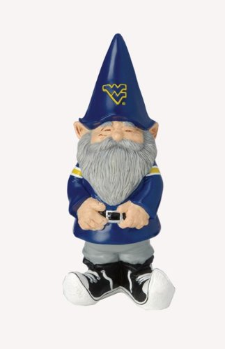 West Virginia University Garden Gnome
