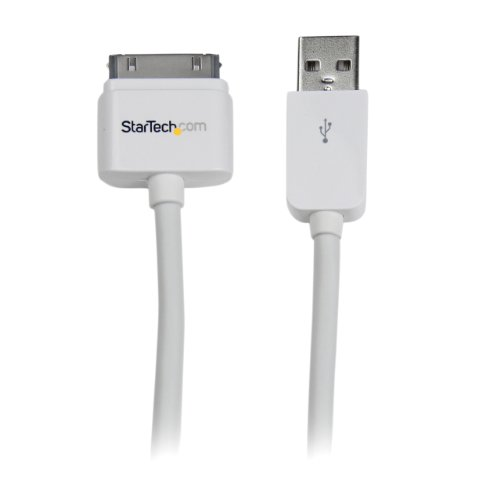 StarTech.com 3m USB Cable for iPhone/iPod/iPad Apple Dock Connector