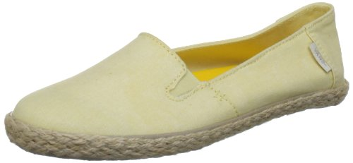 Vans Women's Bixie Mellow Yellow Trainer VOY60DO 4 UK