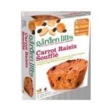 Garden Lites Carrot Raisin Souffle, 7 Ounce -- 8 Per Case.