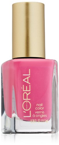 L'Oreal Paris Colour Riche Nail, Pink Me Up, 0.39 Ounces, 1 Count (Color Me Nail Polish compare prices)