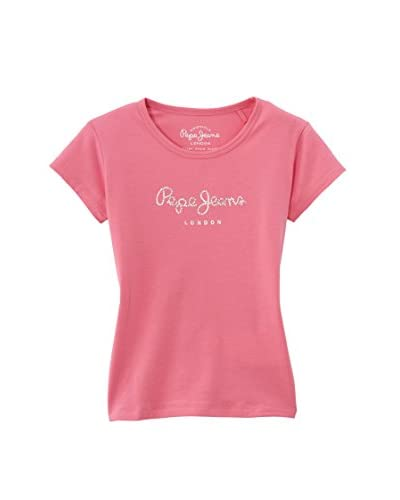Pepe Jeans T-Shirt Manica Corta Hana Kids [Rosa]