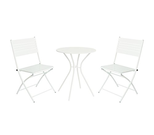 Dehner-Balkonset-Avingnon-Tisch-und-zwei-Sthle-Tischdurchmesser-60-cm-Stahl-wei