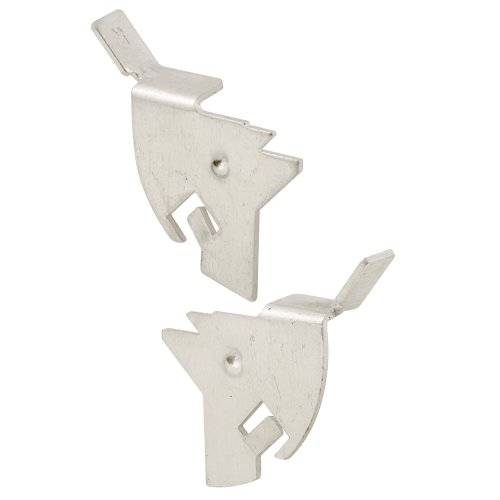 Prime-Line Products L 5561 Swivel Window Screen Knife Latches, Mill Finish, 3-Pack