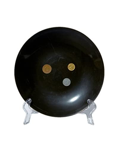 1960s Couroc Inlaid Coin Dish