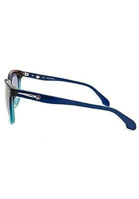CK PLATINUM Sunglasses CK4215S 243 Navy 53MM