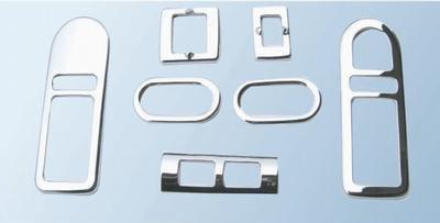 Volkswagen VW Beetle Interior Kit - Power Switch and Alarm Lamp 1998 - 2010