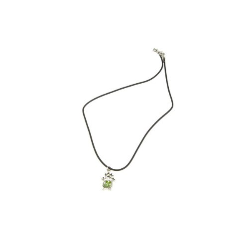 BestDealUSA Lovely Clover Taurus Natural Real Four Leaf Cute Necklace Fashion Pendant