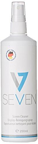 Spray nettoyant pour ecran V7 VCL1620 Transparent, Blanc 250 ml