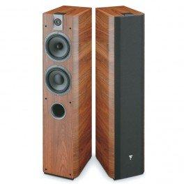 Focal Chorus 716V Floorstanding Speaker - Black Ash (Single Speaker)