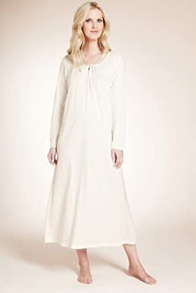 Per Una Crochet Lace Nightdress With Modal