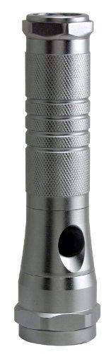 Greatlite 32850 3Aaa 9 Led Aluminum Flashlight, Silver