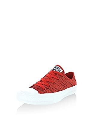 Converse Zapatillas Chuck Taylor All Star Ii Ox (Rojo / Blanco)