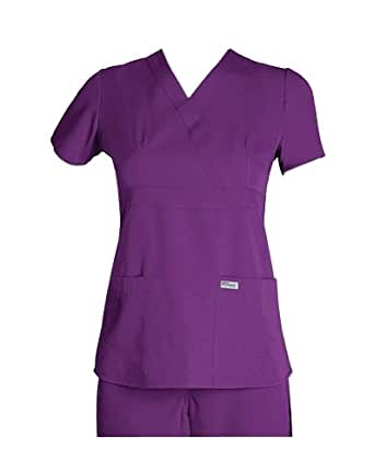 Amazon.com: Scrubs - Greys Anatomy by Barco Uniforms Junior Fit #4153