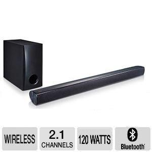 LG NB2540 Sound Bar System (Refurbished) from LG