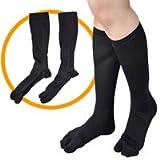 整美足(せいびそく)【すらっとキレイな美脚を!足のむくみ予防のひねり靴下】