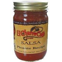 El Charro Salsa Picante Medium Hot by El Charro Cafe