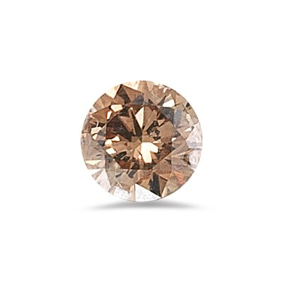 GIA Certified Natural Fancy Yellow-Brown (1pc) Loose Diamond - 1.45 Cts - I1 Clarity Round Brilliant image