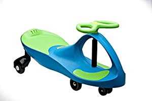 PlasmaCar Aqua Blue/Lime Green; no. PS-PC035 by Plasmart Inc