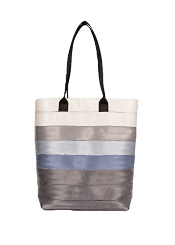 High-end vegan handbags: Harveys Resort Tote, Dusk