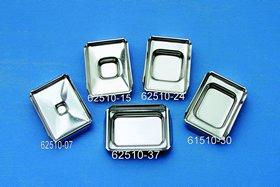 Tissue-Tek® Stainless Steel Base Mold 24X24X5 Mm, 12/Pk