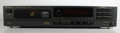 Technics SL-P370 Compact Disc Player