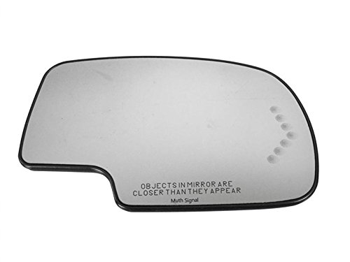 Silverado Gm Sierra 1500 2500 3500 03 - 07 Power Heated W Signal Mirror Glass Rh (Silverado Mirror 2004 compare prices)