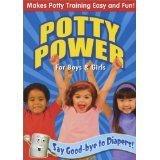 Potty Power for Boys  &  Girls [VHS]