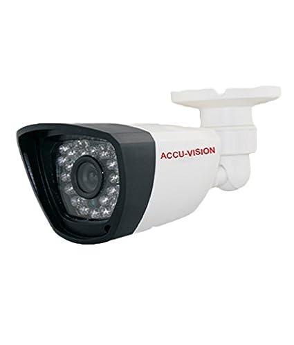 Accu Vision UC-HDIS752-L2T 750TVL Economic Bullet CCTV Camera