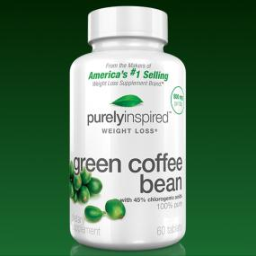 Purely Inspired Green Coffee Bean